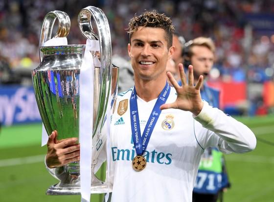 Ronaldo vẫn đang là ông Vua ở Champions League