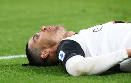 Ronaldo có dấu hiệu xuống sức