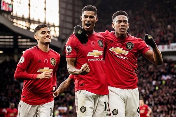 Man United đang bừng bừng khí thế