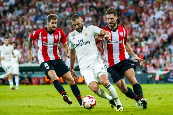Lịch thi đấu La Liga ngày 4-7, vòng 34: Madrid liệu có vấp ngã ở Bilbao