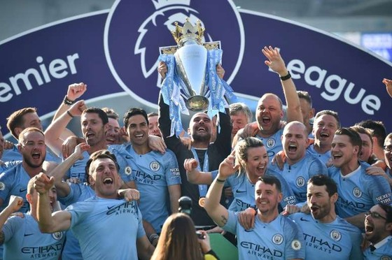 Man City sẽ được du756 Champions League mùa tới
