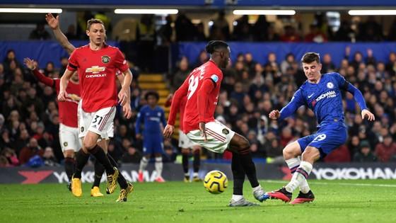 Lần gặp gần nhất ở Stamford Bridge, Chelasea đã thua Man United 0-2