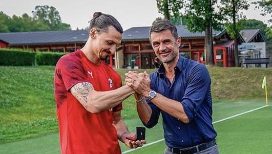 Milan triển hạn Stefano Pioli, giúp Ibra và Maldini vui vẻ trở lại ảnh 1