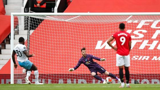 Manchester United – West Ham 1-1: Greenwood tỏa sáng khi Pogba tặng quà đội khách ảnh 2