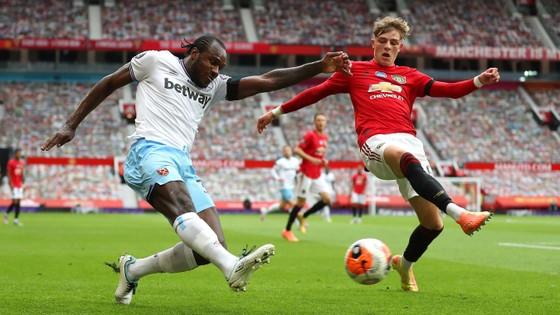 Manchester United – West Ham 1-1: Greenwood tỏa sáng khi Pogba tặng quà đội khách ảnh 5