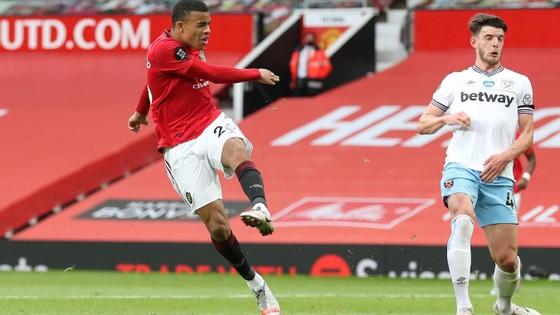 Manchester United – West Ham 1-1: Greenwood tỏa sáng khi Pogba tặng quà đội khách ảnh 4