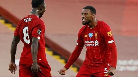 Liverpool – Chelsea 5-3: Cơn mưa bàn thắng đẹp ở Anfield ảnh 1