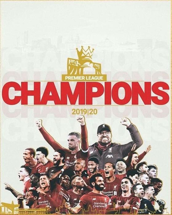 Kết quả và xếp hạng giải Ngoại hạng Anh, vòng 37 ngày 22-7: Man United vấp ngã, Liverpool hạ Chelsea ảnh 3