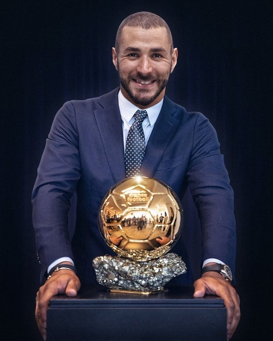 Sao Real Madrid luôn mơ giành Quả bóng Vàng ảnh 2
