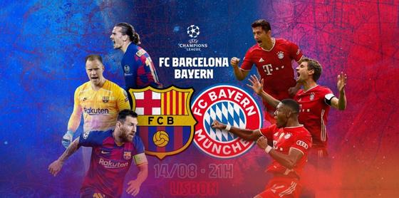 Lịch thi đấu vòng tứ kết Champions League: Cuộc chiến không khoan nhượng