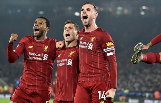 Các cầu thủ Liverpool không muốn đánh rơi danh hiệu đầu mùa