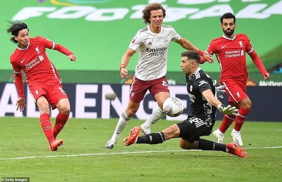 Arsenal – Liverpool 6-5, Pháo thủ trẻ quật ngã nhà vô địch Premier League ảnh 3