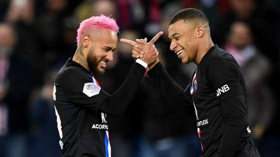 Cả Neymar la64hn Kylioan Mbappe đều maq891c be656nh cùm Covid-19