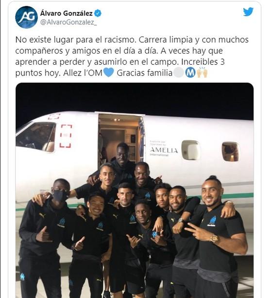 Alvaro phản bác cáo buộc phân biệt chủng tộc của Neymar: Đôi khi bạn phải học cách thua cuộc! ảnh 2