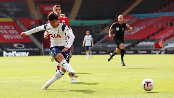 Son Hueng-min ghi poker, Harry Kane góp 4 pha kiến tạo, Mourinho nở mày nở mặt ảnh 5