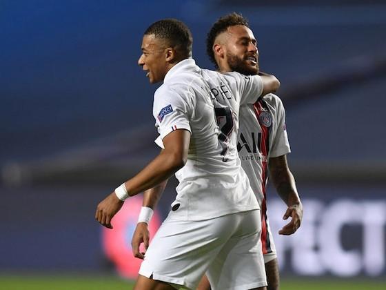 Mbappe và Neymar