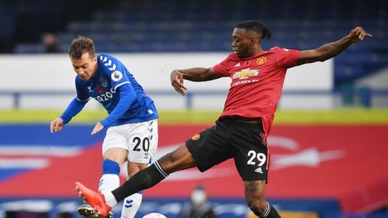 Bruno Fernandes giúp Quỷ đỏ nhấn chìm Everton 3-1 ảnh 1