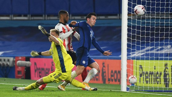 Chelsea thắng ngược Sheffield United: Thiago Silva và Werner ghi bàn trong màn trình diễn của Ziyech ảnh 2