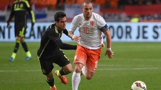 Hà Lan hẹn gặp Tây Ban Nha