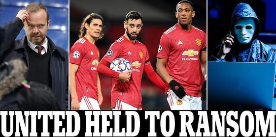 Manchester United bị tin tặc tấn công, đòi tiền chuộc hàng triệu bảng ảnh 1
