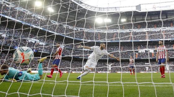 Lịch thi đấu La Liga: Trận đại chiến thành Madrid: Sóng gió Bernabeu