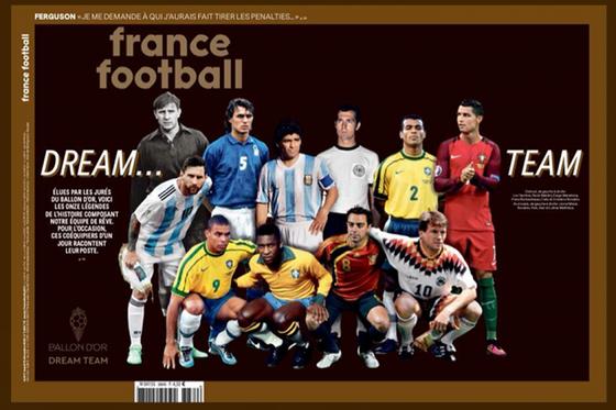 Sir Alex Ferguson phân tích Dream Team của Quả bóng vàng ảnh 1