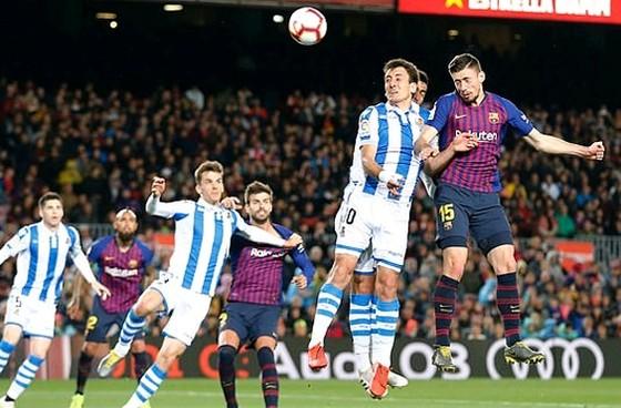 Bốc thăm bán kết Siêu cúp Tây Ban Nha: Barca gặp lại Real Sociedad, Madrid đụng Bilbao