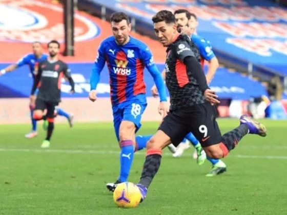 Roberto Firmino ghi bàn trong chiến thắng 7-0 trên sân khách
