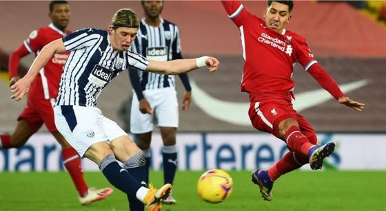 Klopp thừa nhận West Brom xứng đáng cầm hòa ở Anfield ảnh 1