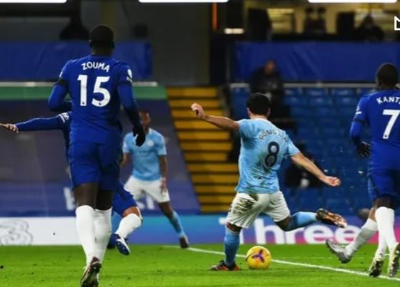 Thắng Chelsea 3-1, Manchester City trở lại đường đua vô địch ảnh 1