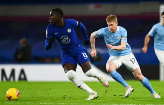 Thắng Chelsea 3-1, Manchester City trở lại đường đua vô địch ảnh 2