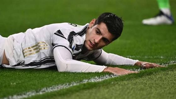 Alvaro Morata chưa kịp bình phục cho trận đấu lớn