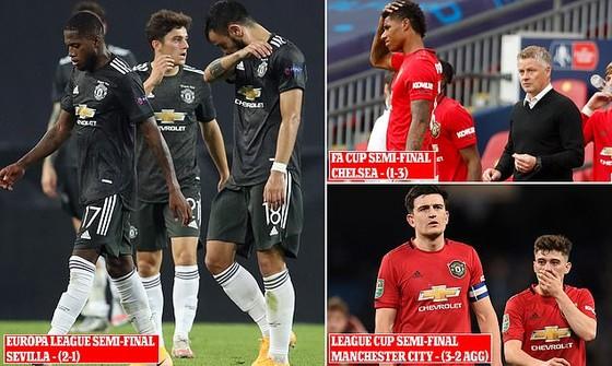 Bán kết cúp Liên đoàn: Man United sẵn sàng đương đầu Man City ảnh 1