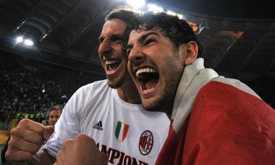 Alexandre Pato mơ ước trở lại AC Milan ảnh 1