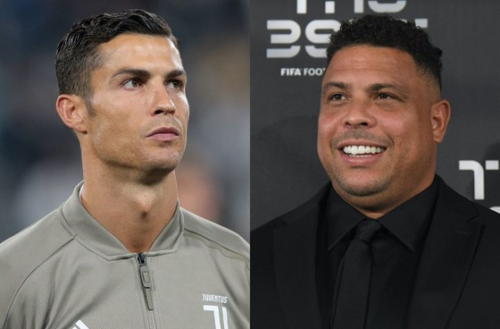 Cristiano Ronaldo và Rô béo