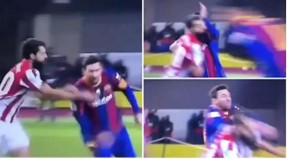 Barcelona thở phào, Messi chỉ bị treo giò 2 trận ảnh 1