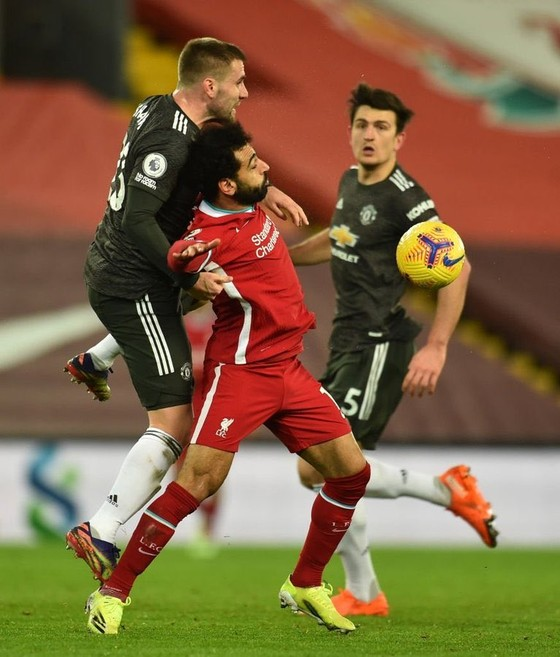 Luke Shaw tiết lộ nguyên do cải thiện phong độ ở Manchester United ảnh 2