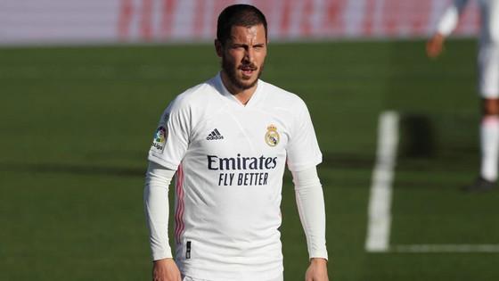 Eden Hazard vất vả vì gặp quá nhiều chấn thương