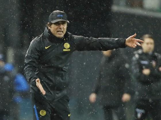 Antonio Conte sẽ tung tòan lực để hy vọng lật ngược thế cờ