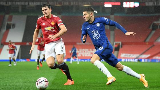 Chelsea tiếp đón Man United trên sân nhà