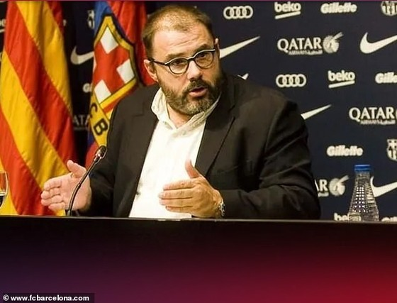Cựu chủ tịch Barca Josep Bartomeu bị bắt vì thuê truyền thông bôi nhọ Messi ảnh 3