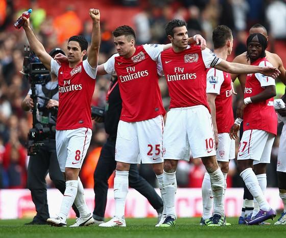 Trận derby bắc London: Mourinho 'nhìn lên chứ không nhìn xuống'… Arsenal ảnh 1