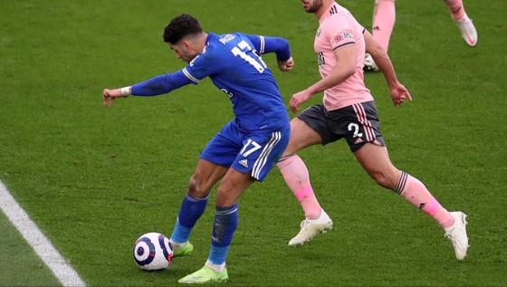 Iheanacho ghi hat-trick giúp Leicester nhấn chìm Sheffield United ảnh 2
