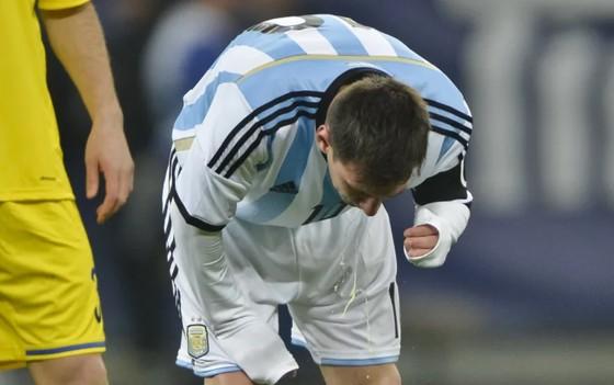 Bí mật của Messi: Làm thế nào M10 không còn nôn mửa trước các trận đấu ảnh 1