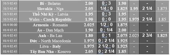 Lịch thi đấu vòng loại World Cup 2022 ngày 27-3: Bỉ viếng thăm CH Séc, Bồ Đào Nha ghé Serbia ảnh 2