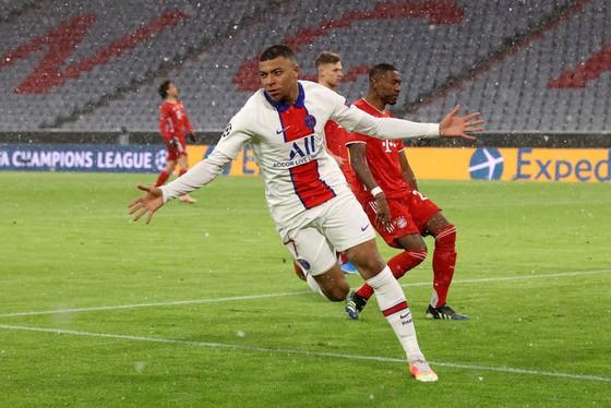 Kylian Mbappe giờ không có đối thủ