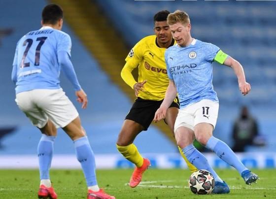 Dortmund - Manchester City: Pep chào đón Laporte trở lại, nhưng vẫn thiếu vắng Aguero ảnh 1