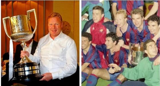 Chung kết Cúp Nhà vua Tây Ban Nha: Duyên thắng cúp của Koeman sẽ giúp Barca khỏi mùa giải trắng tay ảnh 1