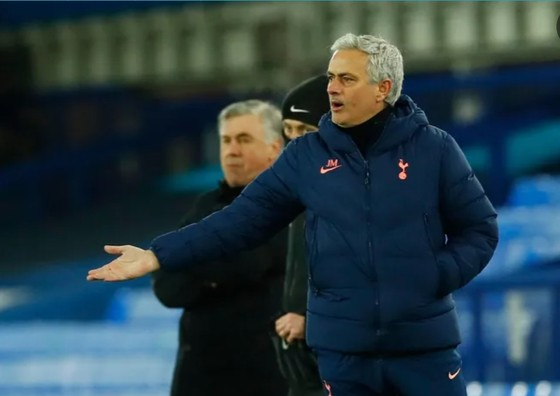 Everton – Tottenham: Jose Mourinho quả quyết sẽ không thua Everton 5-4 thêm lần nữa ảnh 1