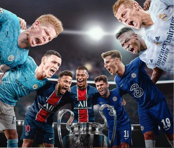 Super League: Real Madrid, Chelsea, City, Arsenal & Man Utd vẫn được phép chơi ở bán kết Champions League và Europa League  ảnh 1